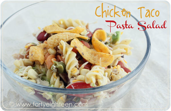 chicken-taco-pasta-salad