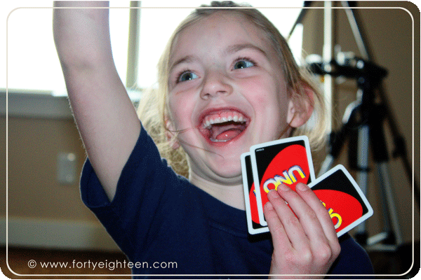 Top 5 Favorite Family Games from Forty Eigheten