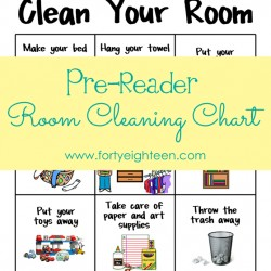 Go Clean Your Room: Help for Young Kids