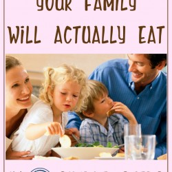 Food Storage Your Family Will Actually Eat