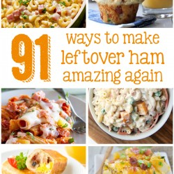 91 things to do with your leftover Easter ham